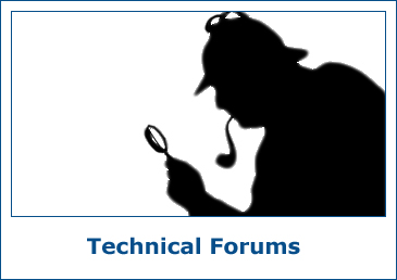 Technical Forums